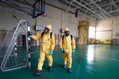 В России за сутки выявлено 4 676 заболевших коронавирусом