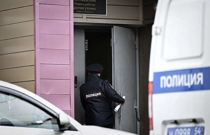 Полиция начала проверку в связи с госпитализацией Навального
