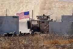 CNN сообщил о пострадавших военных США от тарана российским БТР в Сирии
