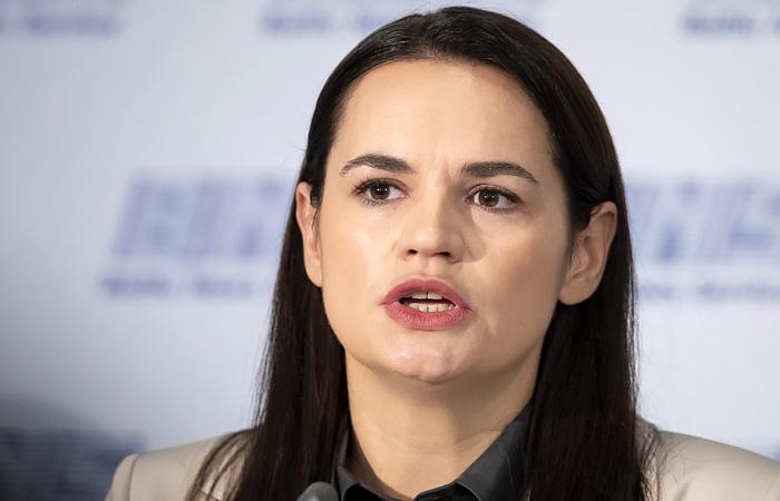 Тихановская назвала ситуацию в Белоруссии революцией сознания