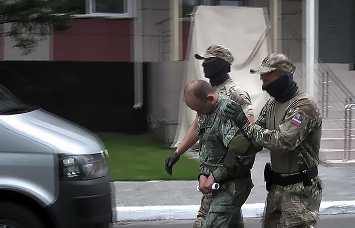 В Барнауле задержали ракетчика по подозрению в работе на украинскую разведку