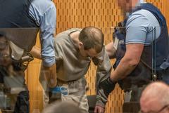 Австралиец получил пожизненный срок за теракты против мусульман в Крайстчерче