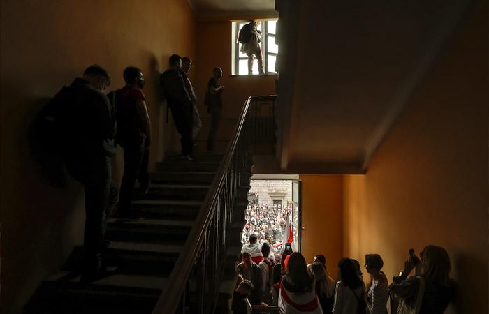 """Лукашенко отметил, что """"эта вакханалия"""" заканчивается"""