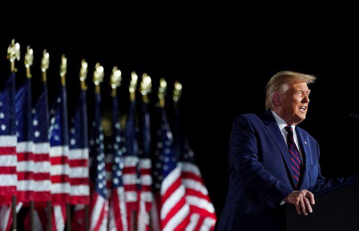 Трамп официально стал кандидатом в президенты США от республиканцев