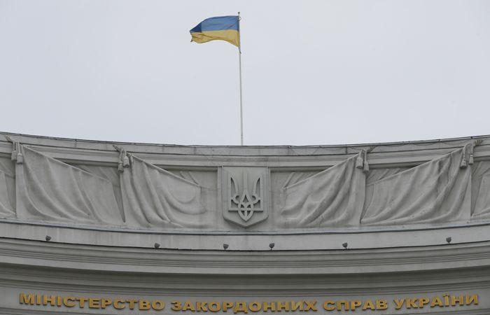 Украина заморозила все контакты с Белоруссией