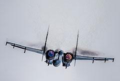 Эксперты назвали взрыв ракеты причиной крушения Су-27 весной в Крыму
