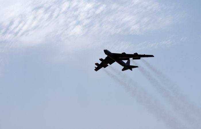 США обвинили Россию в опасном перехвате своего бомбардировщика