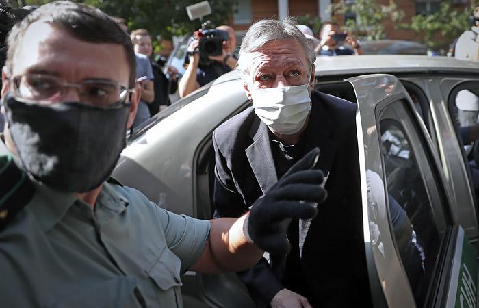 Еще один свидетель заявил, что Ефремов сидел на пассажирском месте