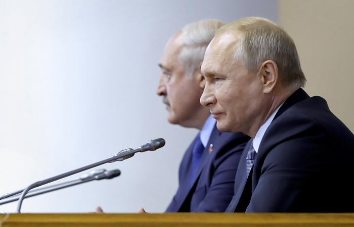 Кремль анонсировал встречу Путина и Лукашенко в ближайшие две недели