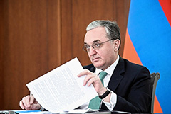 Глава МИД Армении: готов встретиться с азербайджанским коллегой хоть завтра