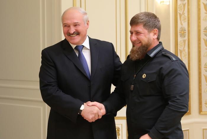 Кадыров призвал белорусский народ поддержать Лукашенко
