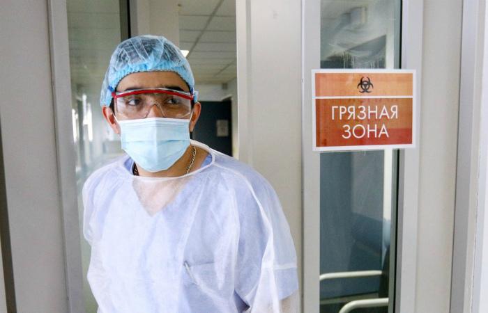 В России зарегистрированы 5 427 новых случаев COVID-19