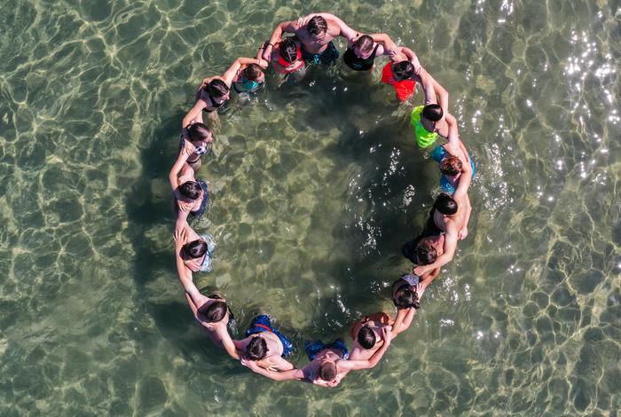 Роспотребнадзор насчитал более 700 тыс. детей в летних лагерях