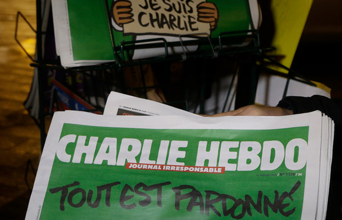 Charlie Hebdo повторит публикацию карикатур на пророка