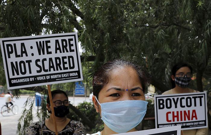 В Китае предупредили Индию о серьезных потерях в случае новой пограничной войны