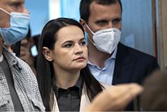 В белорусской оппозиции наметился раскол из-за конституционной реформы