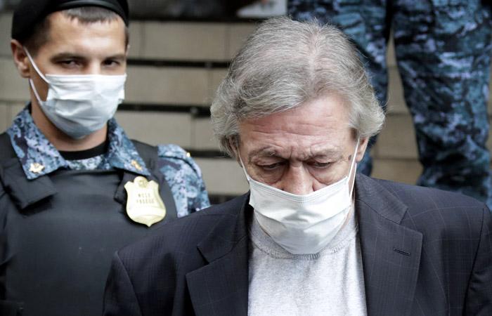Ефремов признал вину в суде