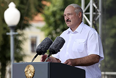 Лукашенко сменил руководителей КГБ и Совбеза Белоруссии