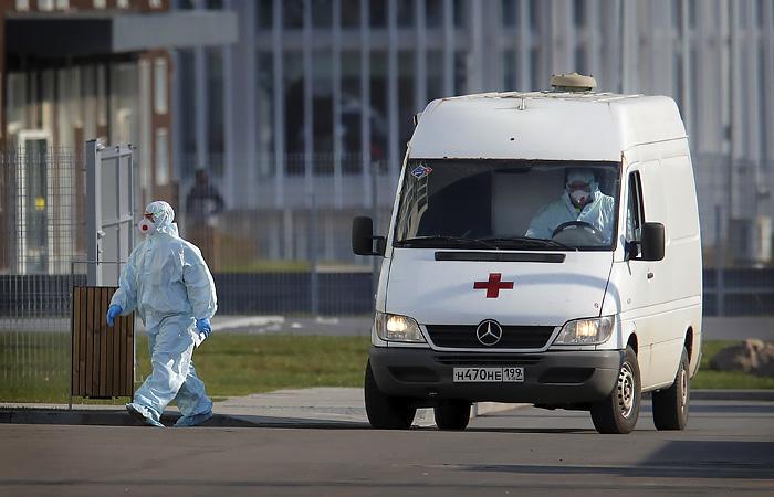 В России зарегистрированы еще 4 995 случаев COVID-19 за сутки