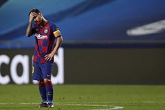 """Месси решил остаться в """"Барселоне"""""""