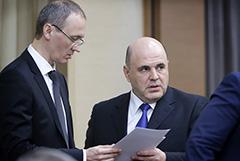 Вице-премьер Григоренко возглавил набсовет ВЭБ вместо Мишустина