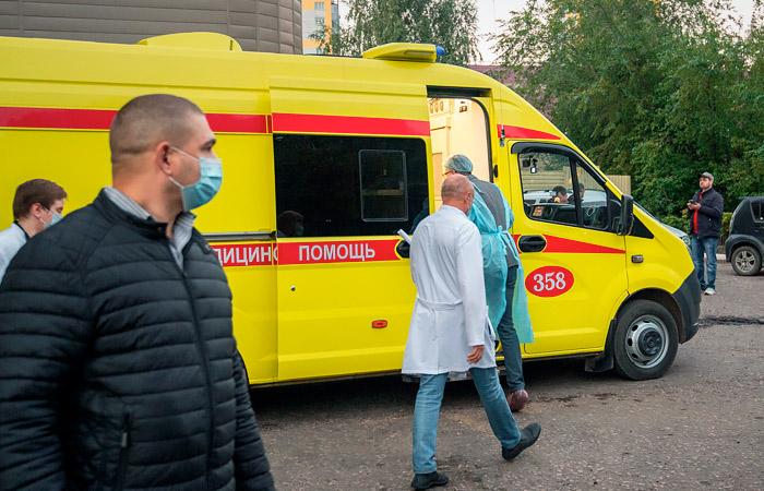 Омские врачи рассказали, что Навальный худел перед отравлением
