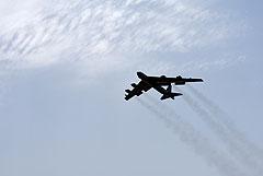 Шойгу сообщил о тренировке самолетов США в нанесении ударов по России