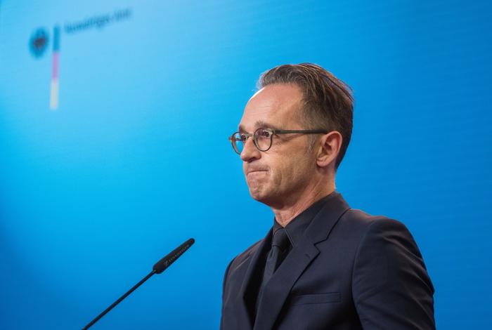 "Глава МИД Германии предупредил о последствиях отказа от ""Северного потока 2"""