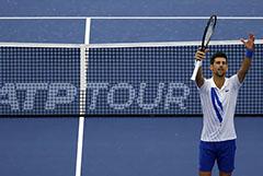 Джокович дисквалифицирован с US Open