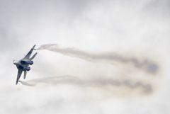 МиГ-29 перехватил третий за день иностранный самолет над Баренцевым морем