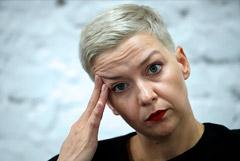 Колесникова стала подозреваемой по делу о призывах к захвату власти