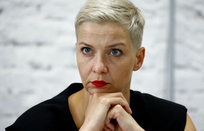 Оппозиционерку Колесникову увезли из Минска в СИЗО в Жодино