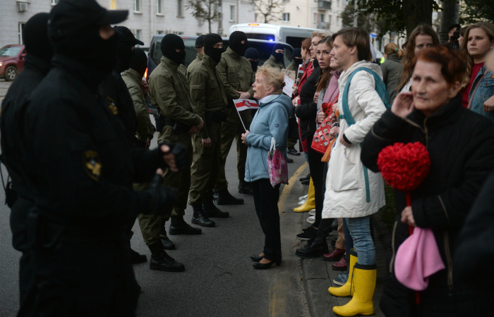 В Белоруссии на пятничных акциях были задержаны 32 человека
