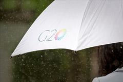 ВВП стран G20 во II квартале рухнул на беспрецедентные 6,9%