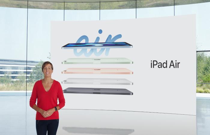 Apple презентовала новые iPad