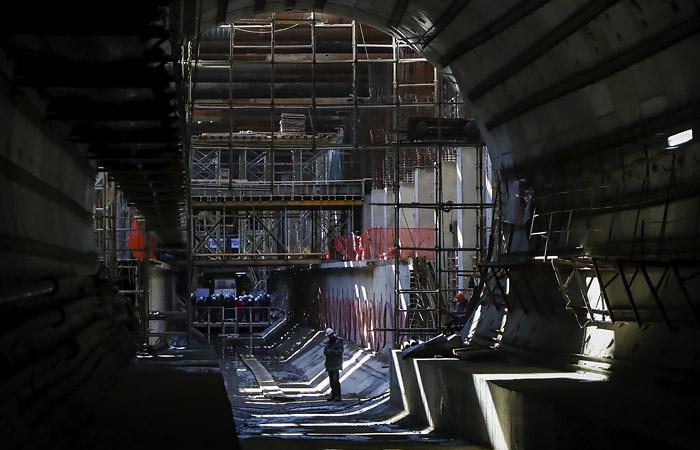 Мэрия Москвы заявила о планах в 2022 г. достроить Большое кольцо метро