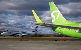 Авиакомпания S7 начала распродажу билетов до 31 мая