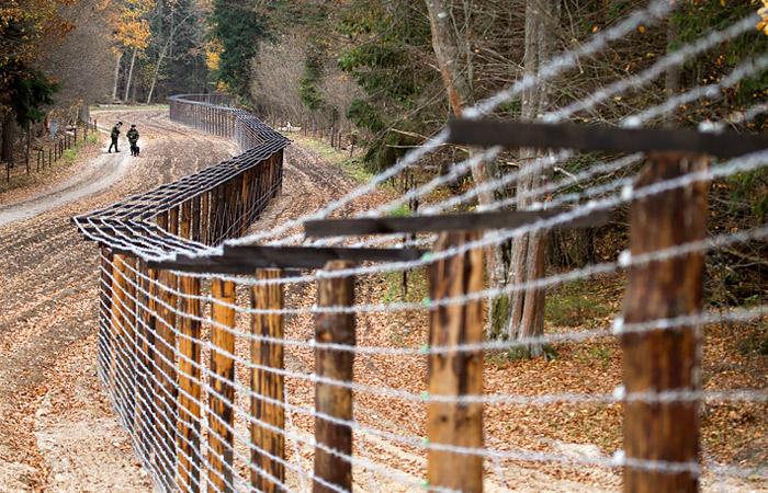 Лукашенко закрыл границу Белоруссии с Западом