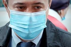 Губернатор Пермского края Махонин отправлен в больницу с COVID-19