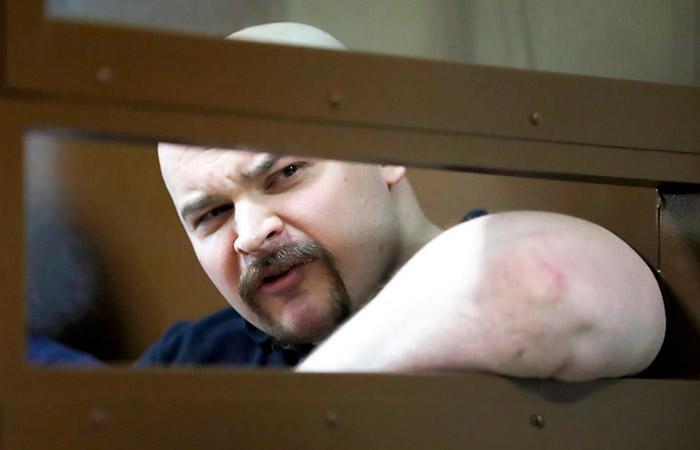 Марцинкевич признался в двойном убийстве незадолго до смерти