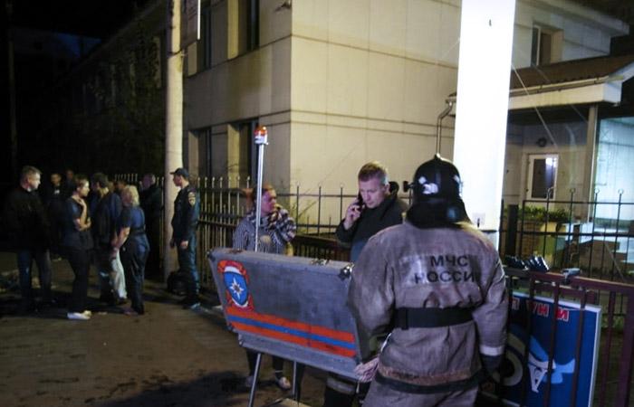 Смертельный пожар в красноярской клинике устроил пациент