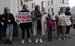 МВД Белоруссии проверит заявление Колесниковой о ее похищении