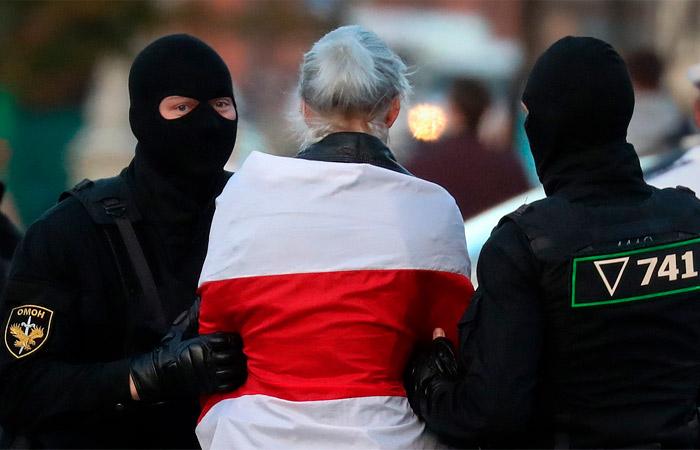 В Белоруссии в воскресенье прошли 24 несогласованные протестные акции