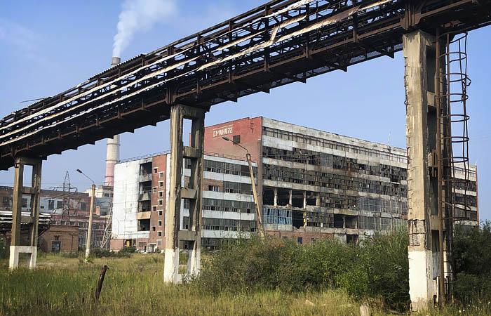 """""""Росатом"""" заявил об исключении утечек из емкостей """"Усольехимпрома"""""""