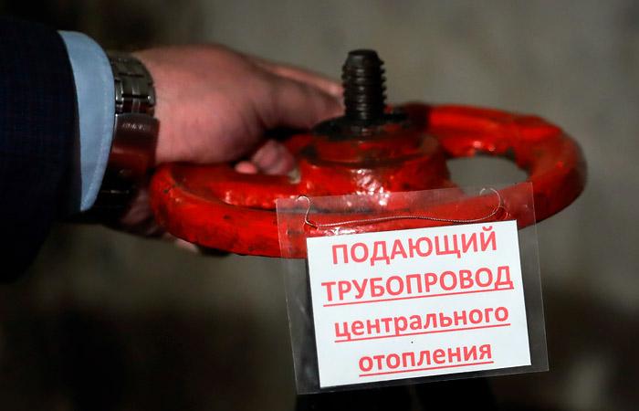 Губернатор Подмосковья поручил начать подачу отопления в жилые дома