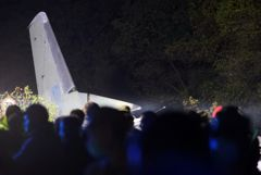 Спасатели сообщили о 22 погибших в авиакатастрофе под Харьковом