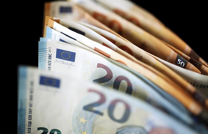 Евро превысил 91 рубль впервые с февраля 2016 года