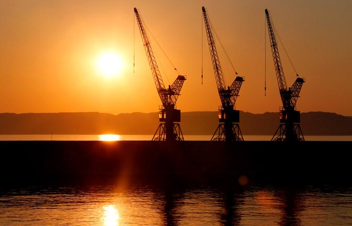Лукашенко предложил построить порт в Ленобласти за счет кредита на БелАЭС