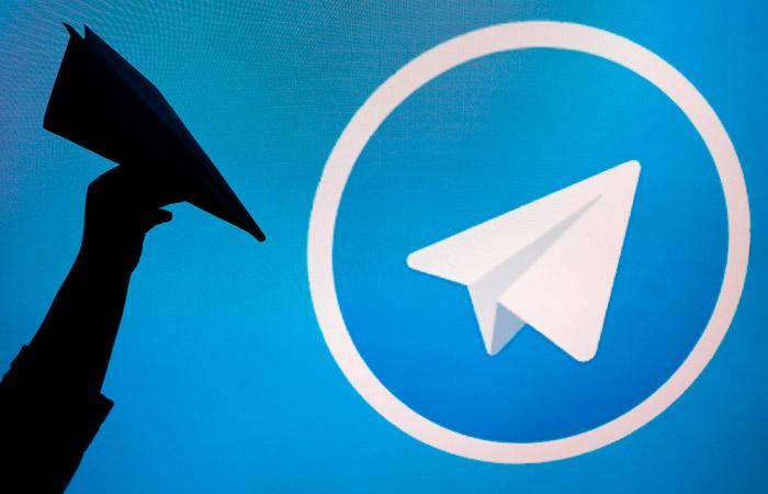 В работе мессенджера Telegram произошел сбой