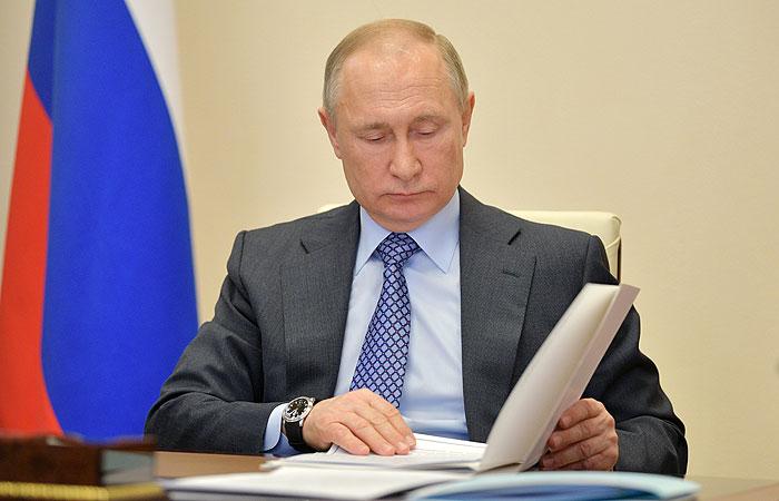 Путин 28 сентября проведет расширенное заседание президиума Госсовета